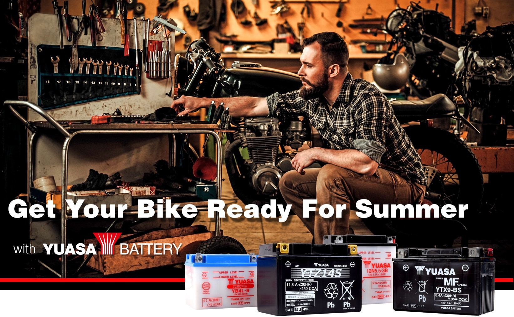 Get Your Bike Ready For Summer – Guide