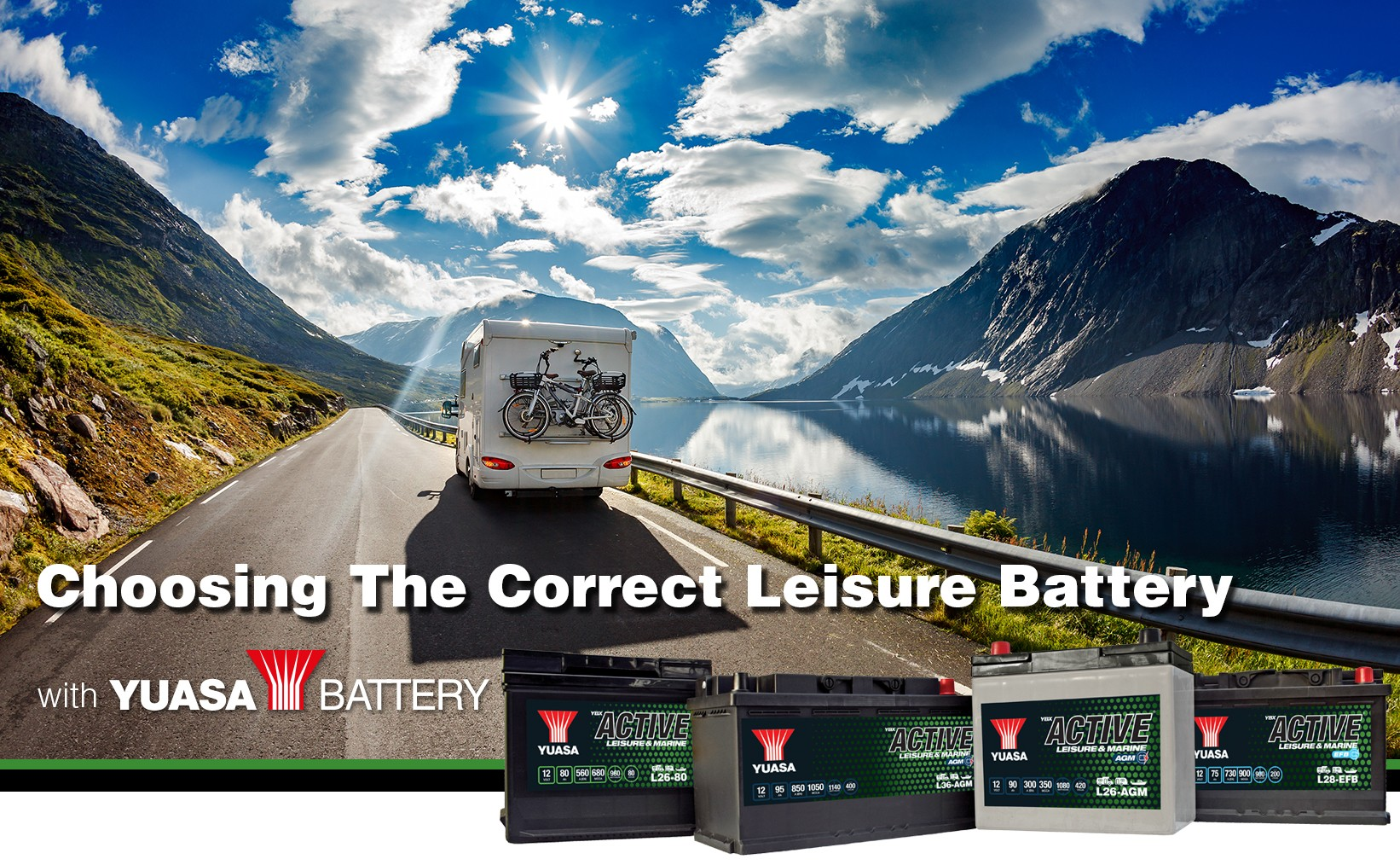 Choosing The Correct Leisure Battery